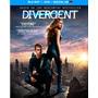 Blu Ray Divergente - Stock - Nuevo - Sellado
