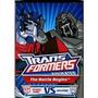 Dvd Transformers La Batalla Continua