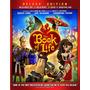 Blu Ray El Libro De La Vida 3d - 2d - Stock - Nuevo- Sellado