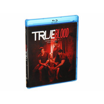 Blu Ray True Blood Cuarta Temporada 5 Discos