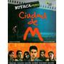 Butaca Ciudad De M (dvd Sellado) Película Peruana Video Cine