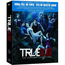 True Blood Tercera Temporada Completa Blu-ray Amazing