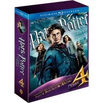 Harry Potter 4 Ultimate Edition:blu-ray 3disc Navidad Regalo