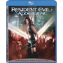Resident Evil: Apocalypse Blu-ray Nuevo/sellado/original