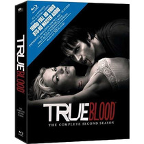 True Blood Segunda Temporada Completa Blu-ray Amazing