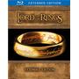 Blu Ray El Señor De Los Anillos Trilogía Extendida - Stock