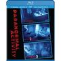 Actividad Paranormal Trilogia - Blu Ray En Stock Sellado