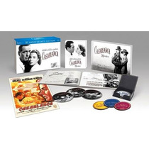 Blu Ray Casablanca Edición Limitada - Stock - Nuevo -sellado
