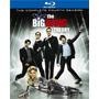 Blu Ray The Big Bang Theory: 4ta. Temporada- Stock - Sellado