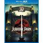Blu Ray Jurassic Park 3d - 2d - Stock - Nuevo - Sellado
