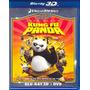 Blu Ray Kung Fu Panda 2 En 3d - Stock - Nuevo - Sellado