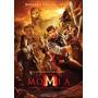 Dvd La Momia 3 La Tumba Del Emperador Dragon