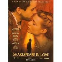 Dvd Shakespeare In Love