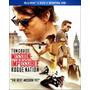 Blu Ray Misión Imposible 5: Nación Secreta - Stock - Nuevo