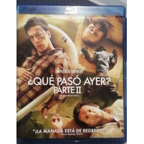 Blu - Ray: Que Paso Ayer #2