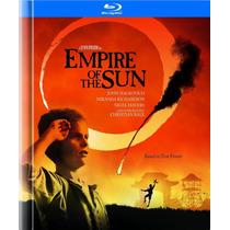 Blu Ray El Imperio Del Sol - Stock - Nuevo - Sellado