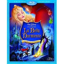 Blu-ray Original La Bella Durmiente Sleeping Beauty Disney