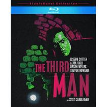 Blu-ray Original El Tercer Hombre The Third Man Orson Welles