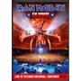 Iron Maiden - En Vivo - Dvd Doble - Estuche De Metal - Nuevo