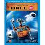 Blu Ray Wall-e + Dvd (edicion De 3 Discos) Slip Cover
