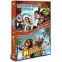 Dvd Lo Que El Agua Se Llevo Y Madagascar (duo Pack)