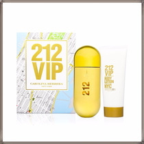 Carolina Herrera 212 Vip Gift Set 80ml+locion Corporal100ml