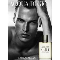 Perfume Hombre Acqua Di Gio De Giorgio Armani Tamaño 100ml