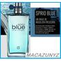 Colonia Para Hombre Sprio Blue De Unique + Bolsa De Regalo