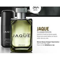 Perfume + Desodorante Jaque Unique Nuevo Sellado Garantía Sb