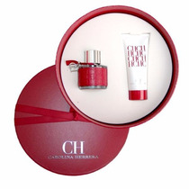 Carolina Herrera - Ch Set Perfume Dama 50ml + Body Lotion