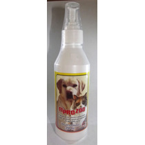 Antipulgas Y Antigarrapatas En Spray Fiprozoo 250 Ml