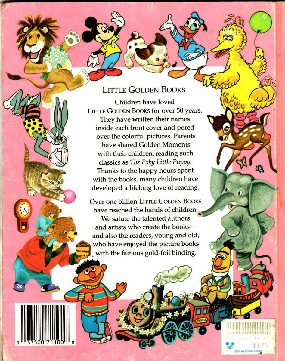 Peter Pan Little Golden Book Cuento En Ingles - S/. 25,00