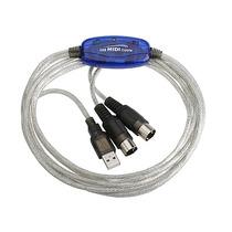 Cable Midi-usb (yamaha, Korg, Roland) Conéctate A Tu Pc.
