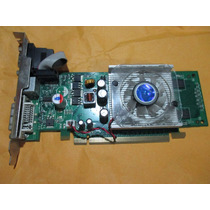 Tarjeta De Video Nvidia Geforce 8400gs De 512mb Foxconn