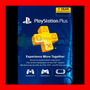 Tarjeta Playstation Psn Plus1 Año Usa- Ps4 Ps3 Ps Vita