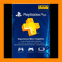 Tarjeta Playstation Psn Plus 3 Meses Usa- Ps4 Ps3 Ps Vita
