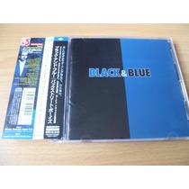 Backstreet Boys Black & Blue Cd Japan Obi Booklet Bonus. Top