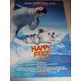 Poster Original De La Pelicula Happy Feet:el Pingüino