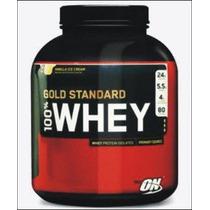100% Whey Gold Proteina Optimum Nutrition 5lb Mejor Precio