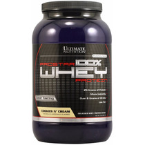 Proteina 100% Whey De 2lb Ultimate Nutrition 25gm Por Servi