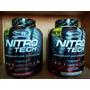 Proteina Nitrotech Grande Aminobuild Muscletech Oferton