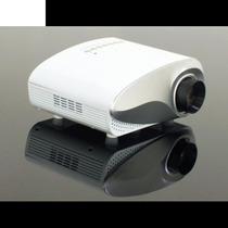 Mini Proyector Portatil Scm-802 Usb, Vga , Hdmi, Tv , Sd, Av