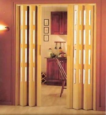 Puertas de pvc plegables tipo biombos a precio de - Puertas de biombo ...