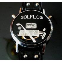 Golflog Suizo Contador Para Golf Pelotas Palos Golf Guantes