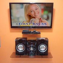 Rack Para Tv / Led / Lcd / Plasma Movil De 26 A 32 + Dvd