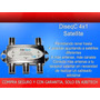 Diseqc 4x1 Conecta Más Antenas A Tu Receptor Satelital