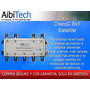 Diseqc 8x1 Satellite Dish Switch For Lnb