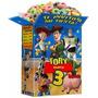 Kit Imprimible Toy Story Invitaciones Cumpleaños Souvenirs