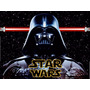 Kit Imprimible Invitaciones Star Wars Darth Vader +candy Bar