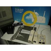 Router Adsl 3g Nucom Zte Doble Antena Nuevo Caja Sellada